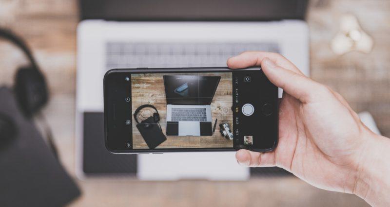 動画の役割と視聴角度